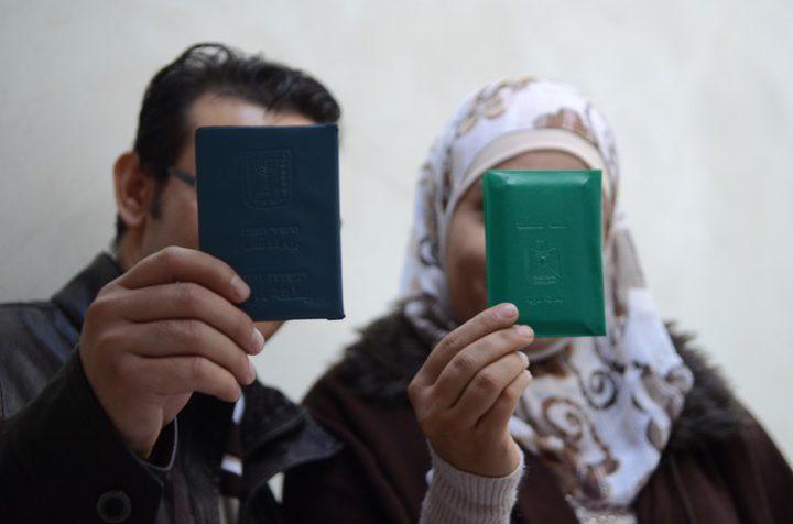 الاحتلال يمدد منع لم شمل العائلات الفلسطينية