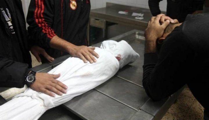 رفض غسل جثة ابنه واعادها للتشريح.. والسبب!!