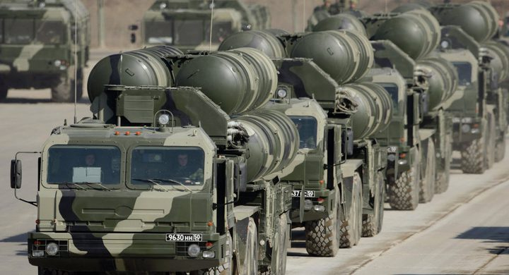 امريكا تنشر منظومة صواريخ جنوب سوريا