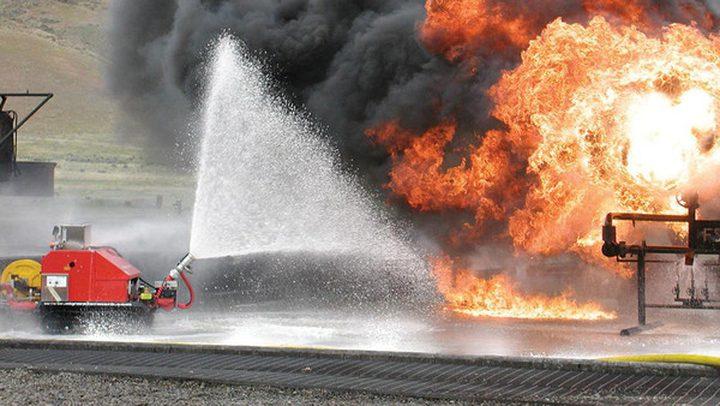 """طلاب أتراك يبتكرون """"روبوتاً"""" لمكافحة الحرائق"""