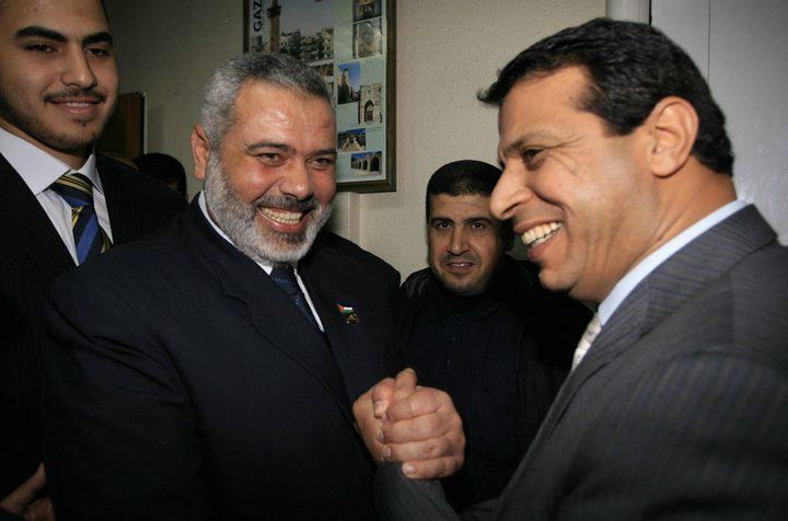 حماس ودحلان ومأزق البحث عن مخرج... فما هي حقيقة اتفاقهما؟