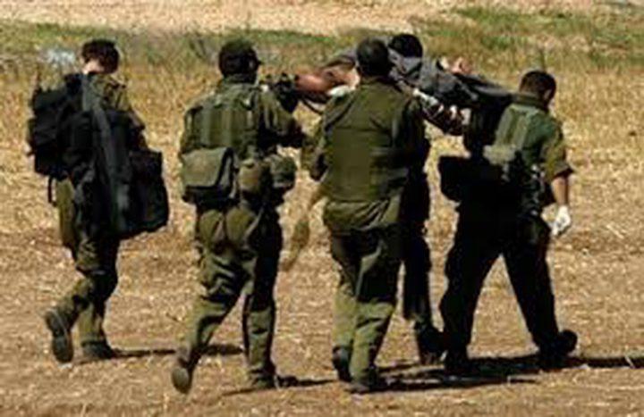 اخلاء قاعدة شزفيم واصابة 150 جندياً اسرائيلياً