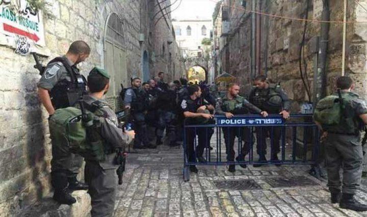شؤون القدس: ممارسات الاحتلال  تتطلب وقفة جدية