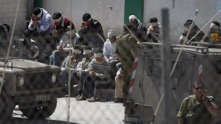 الاحتلال يصدر 27 أمر اعتقال إداري بحقّ أسرى