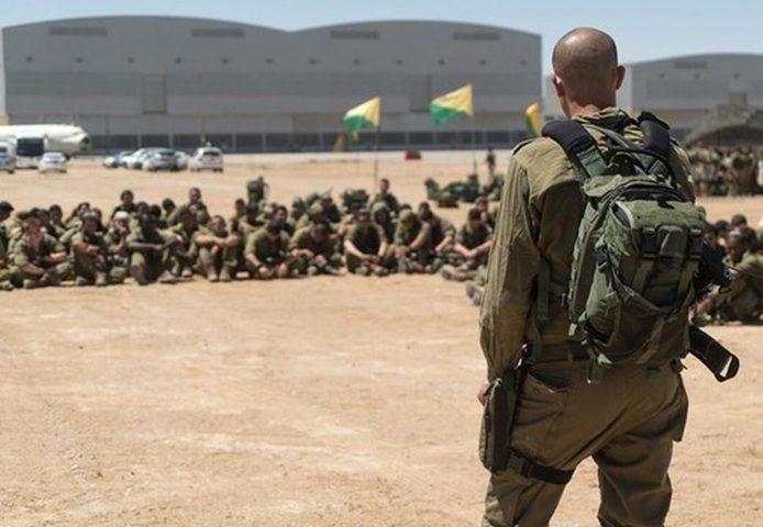 تدريبات واسعة لقوات الكوماندو الاسرائيلية في قبرص
