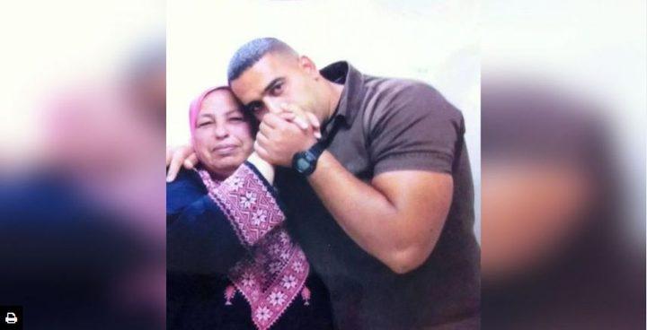 وفاة والدة الأسير مهران عياد في سلواد