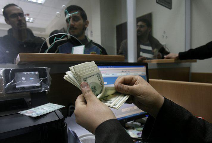 مالية غزة تحدد فئات صرف رواتب الموظفين