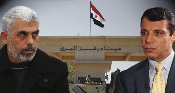 """دحلان - حماس : """"زواج المصالح"""" .. هل يرفع التكلفة الوطنية؟"""