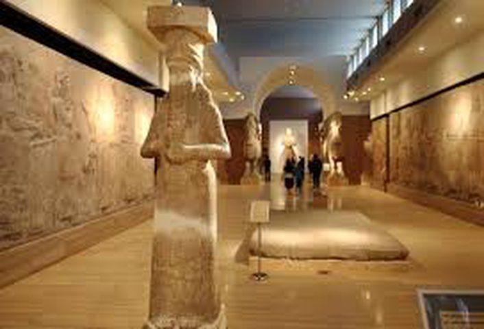المتحف الوطني في العراق ينتظر عودة أثاره