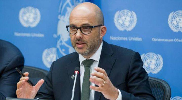 وزارة الإعلام: تهديدات اسرائيل للمنسّق الأممي دليل افلاسها السياسي