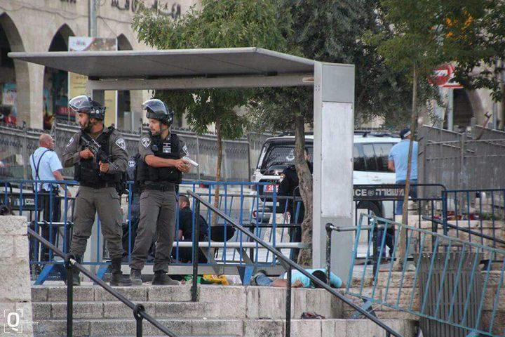 الاحتلال يوقف كافة التصاريح الممنوحة للفلسطينيين