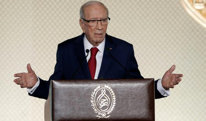 الرئيس التونسي  يدعو لتطويق الأزمة الخليجية