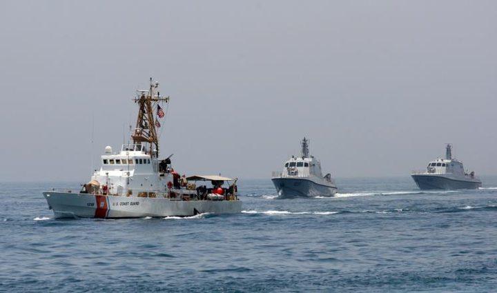 مناورات بحرية بين قطر وأميركا