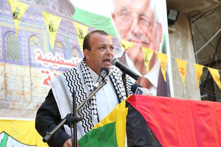 فتح: منظمة التحرير هي الممثل الشرعي والوحيد للشعب الفلسطيني