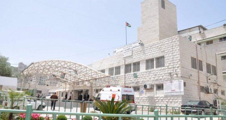 """""""الصحة:الطفل قيس علاونة يتلقى العلاج اللازم بمستشفى رفيديا"""