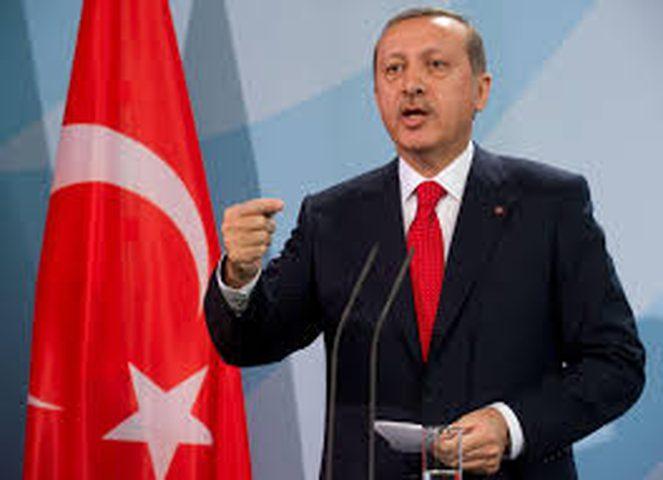 إردوغان يندد بمذكرات اعتقال اميركية تستهدفت 12 من حراسه