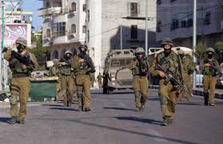 الاحتلال يصيب مواطنين شرق بيت لحم