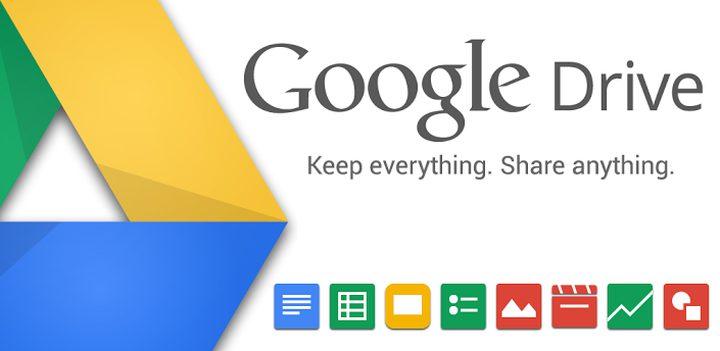 قرص غوغل يتيح تخزين جميع محتويات الكمبيوتر