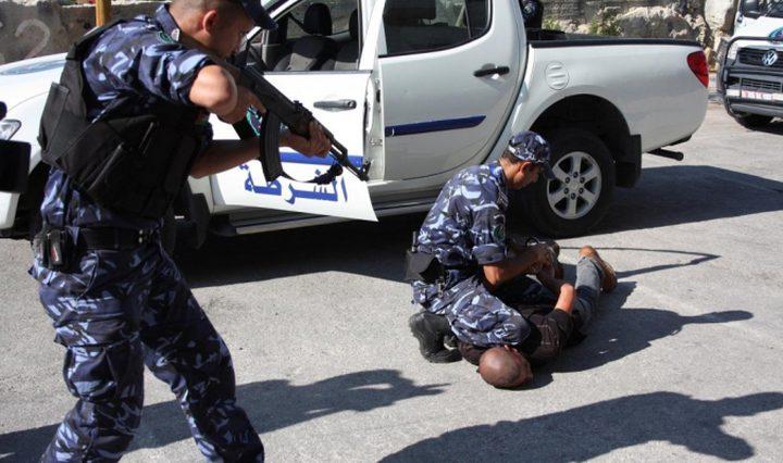 الشرطة توضح ما حدث أمام بوابة البيك في رفيديا بنابلس