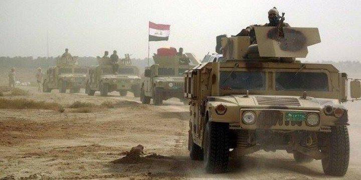 العراق: تحرير الشريط الحدودي مع الأردن وسوريا كاملا