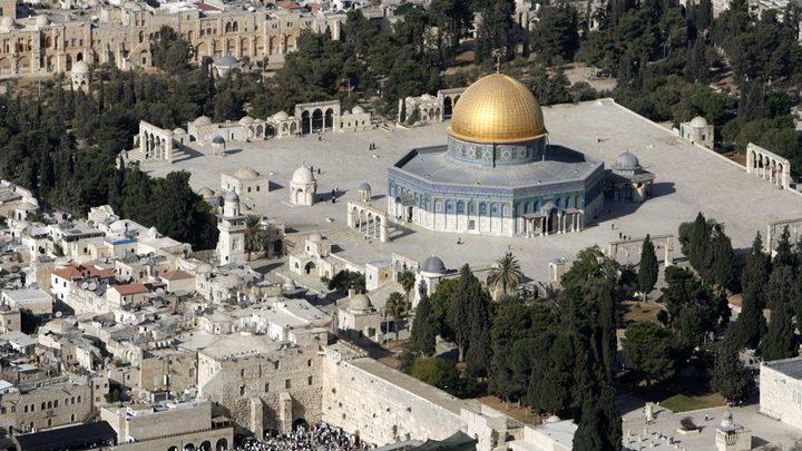 شرط واحد لانسحاب الاحتلال من القدس !