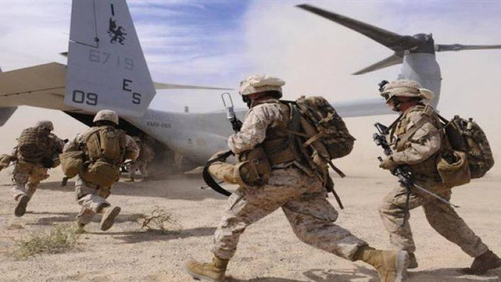 مقتل 4 جنود أمريكيين شمال أفغانستان
