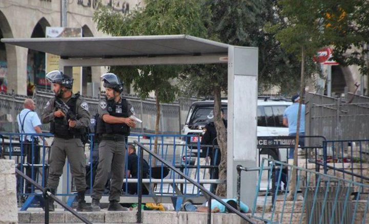 ما الوضع الصحي للمصاب في عملية القدس عامر بدوي؟