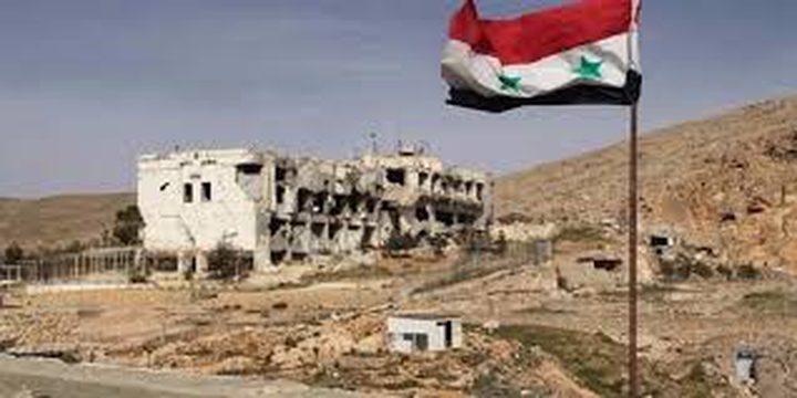 وقف العمليات القتالية في درعا