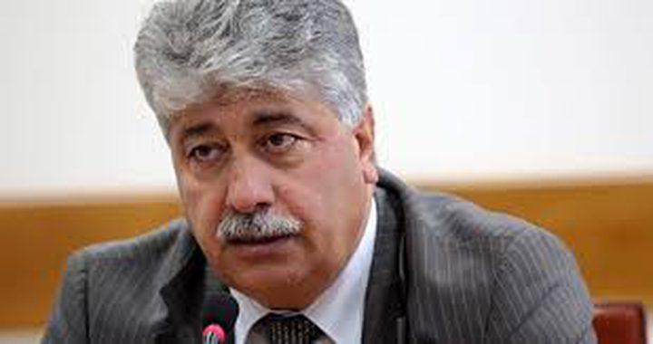 مجدلاني: لم يطرح على طاولة القيادة إعلان غزة اقليمًا متمردًا