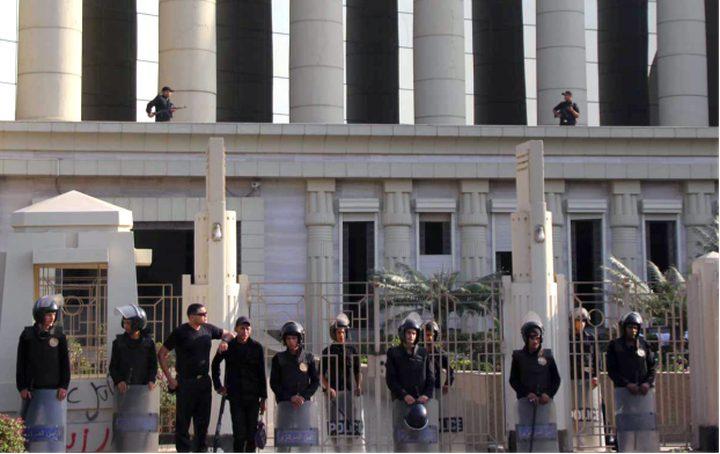 إحالة أوراق 30 متهمًا إلى المفتي في مصر
