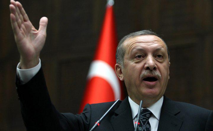 أردوغان: نسعى لحل أزمة الخليج قبل عيد الفطر