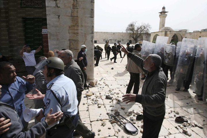 وزارة الإعلام: العدوان على الأقصى عربدة وإرهاب
