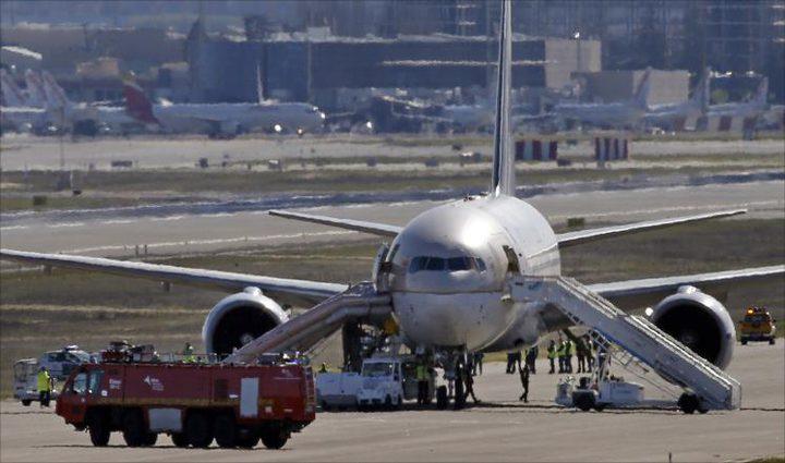 إخلاء طائرة بمطار ألماني للاشتباه بقنبلة