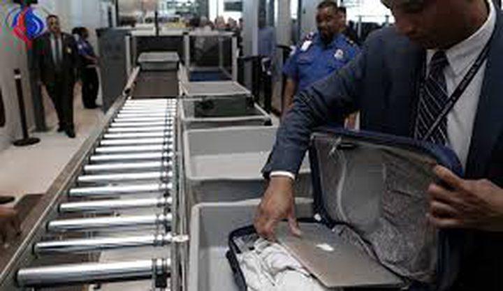 لماذا يوضع اللابتوب بسلة منفصلة خلال التفتيش في المطارات؟