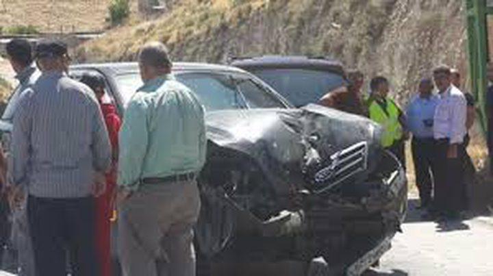 مصرع 3 أشخاص وإصابة 235 في حوادث سير خلال الأسبوع