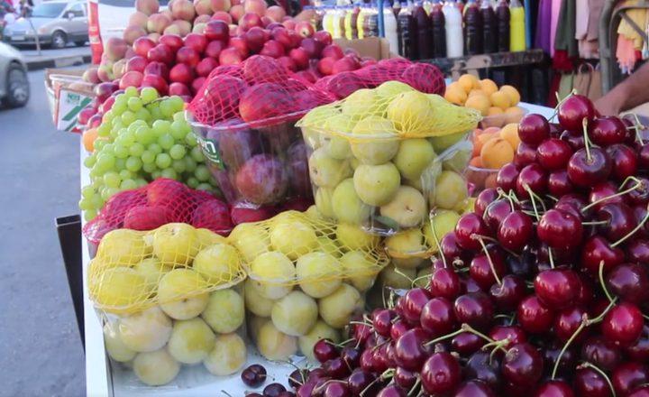 الأوضاع الإقتصادية في رمضان بالخليل