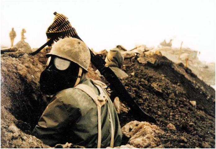 للمرة الأولى...ايران تقصف دير الزور بصواريخ باليستية