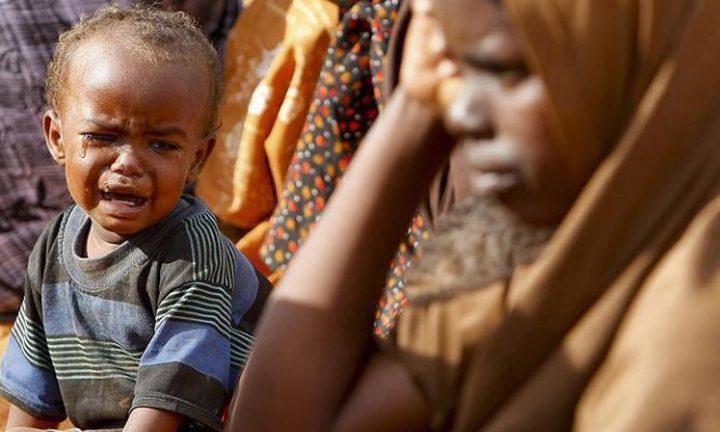 المجاعة تهدد الملايين شرقي أفريقيا