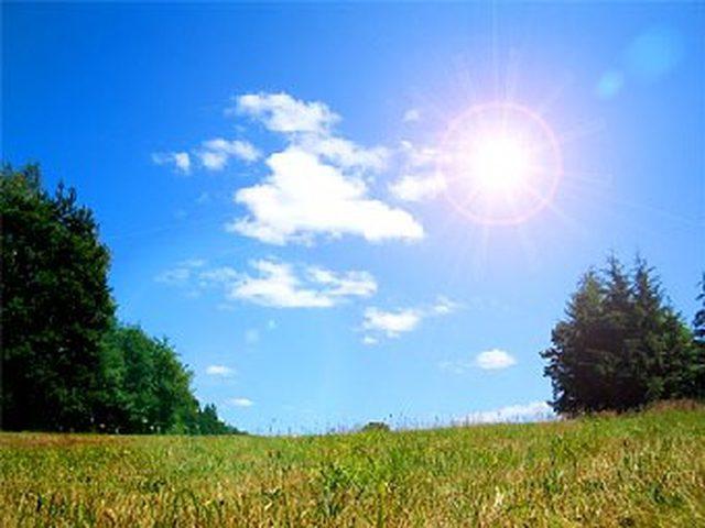 الطقس: ارتفاع درجات الحرارة اليوم