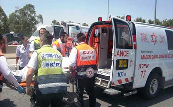 قتيلان اسرائيليان و 7 جرحى في حادثي سير بالقدس
