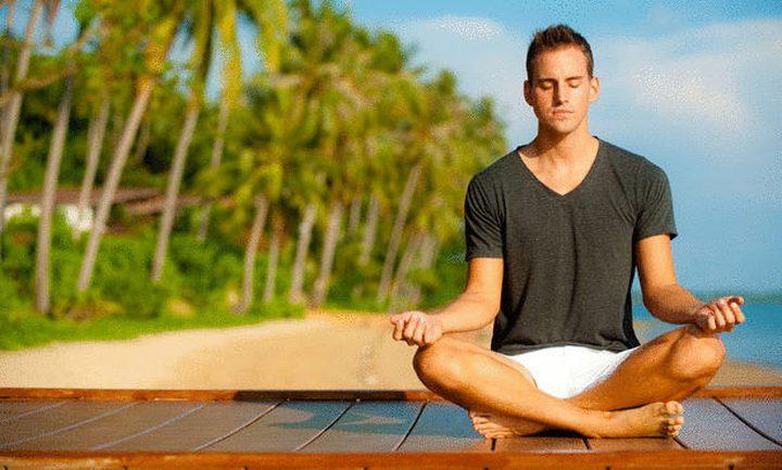 اليوغا لعلاج ألم أسفل الظهر