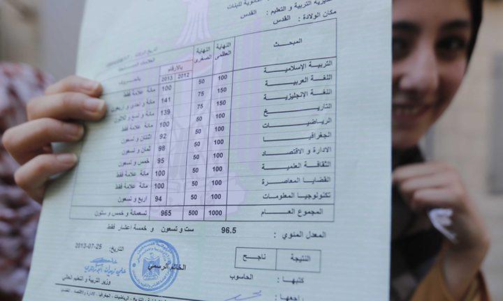 التربية: موعد نتائج امتحان الإنجاز لم يحدد بعد