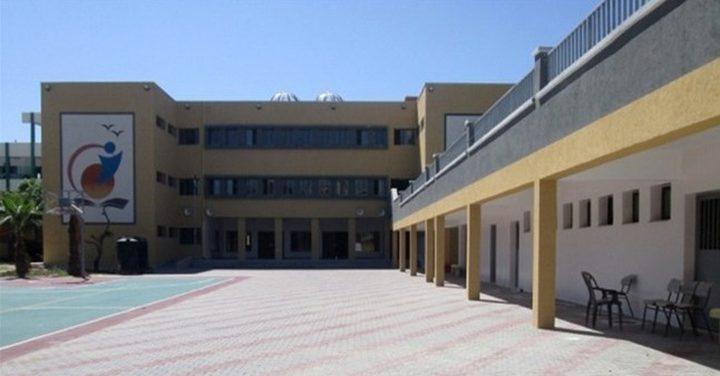 التربية تتسلم مشاريع إنشاء مدارس في غزة