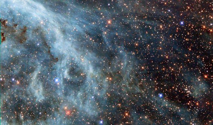 """تلسكوب ناسا """"لسنا وحدنا""""اكتشاف 10 كواكب جديدة"""