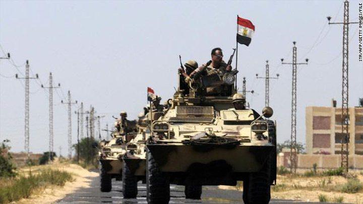 مقتل 12 من عناصر الجماعات المتشددة في سيناء