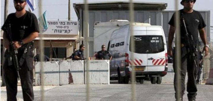 أسير من جبع يدخل عامه الـ17 في سجون الاحتلال