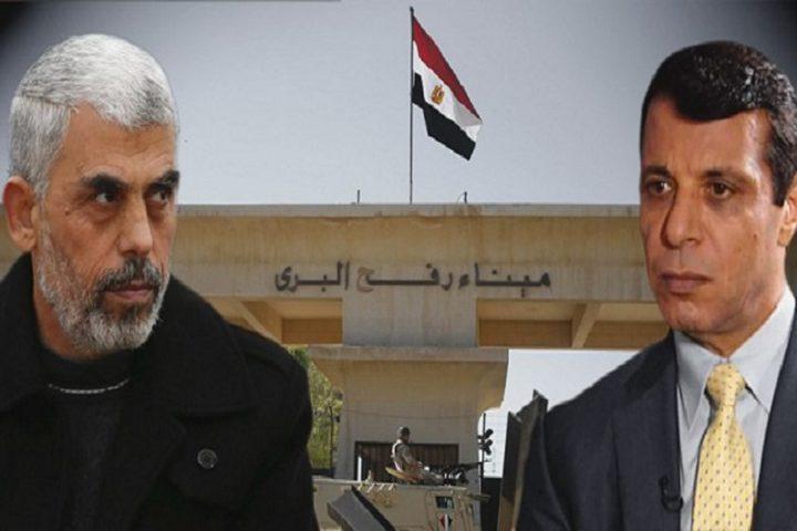 دحلان يتسبب بصراع أجنحة في حماس والحركة تخشى انفجارًا شعبيا