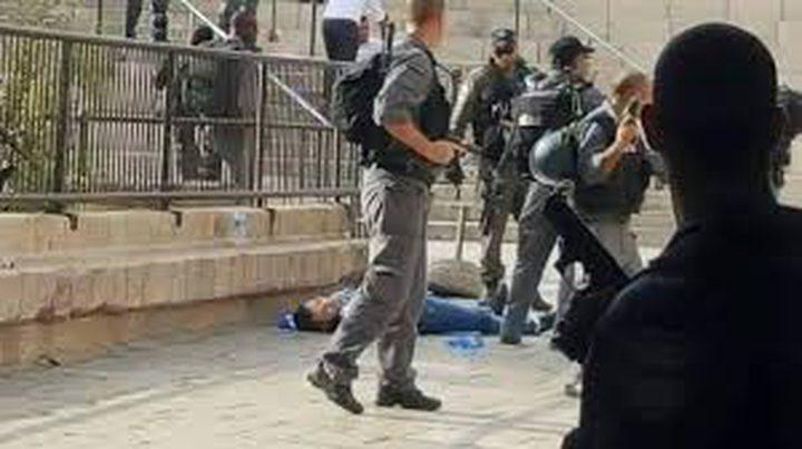 استشهاد مواطن برصاص الاحتلال