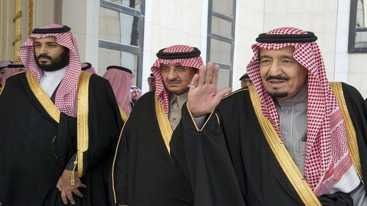 تعيين محمد بن سلمان وليًّا للعهد بالسعودية وإعفاء بن نايف