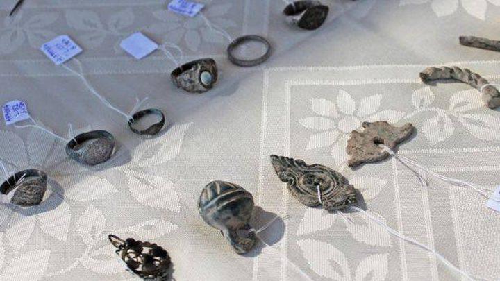 """العثور على مجوهرات عمرها 900 عام """" صور"""""""